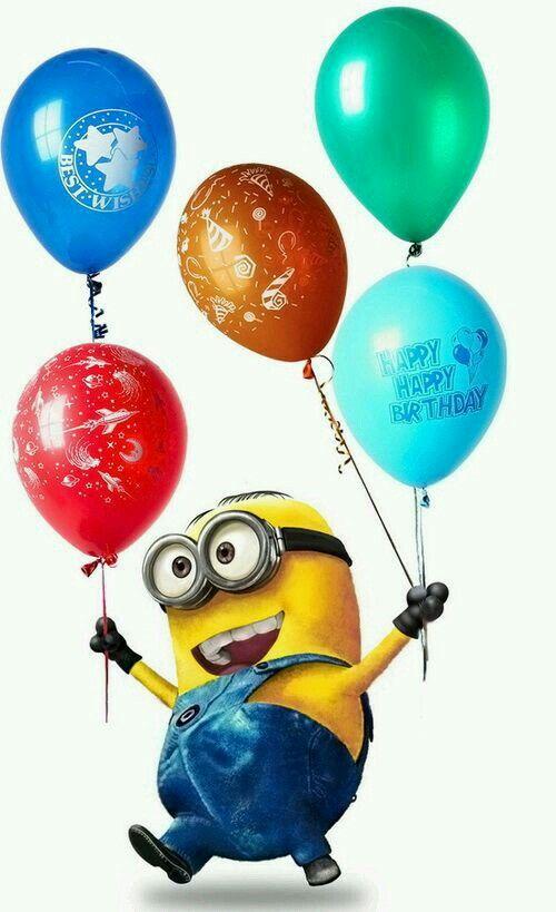 Dancing happy birthday balloons agree, very