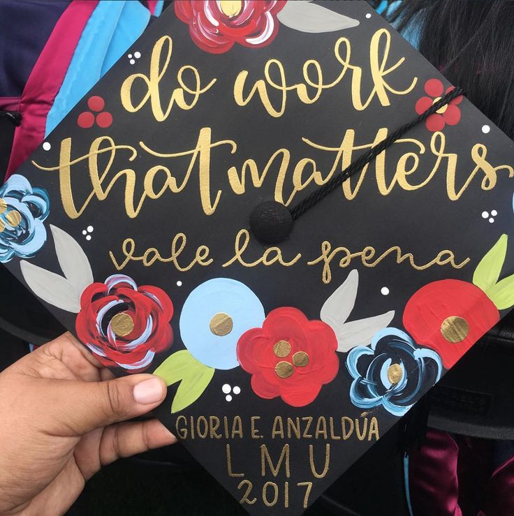 Anyone who has been through college will tell you it's not an easy journey at all. But once graduation comes around, you want to celebrate and take pride in your accomplishment –which is what these educated Latinas are doing with the messages on their graduation caps. Check them out and find out which cap best…