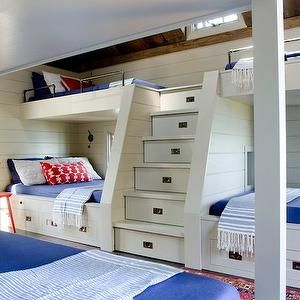 Loft Bed With Storadge