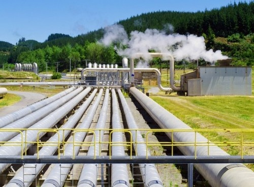 Geothermal power plants could this be