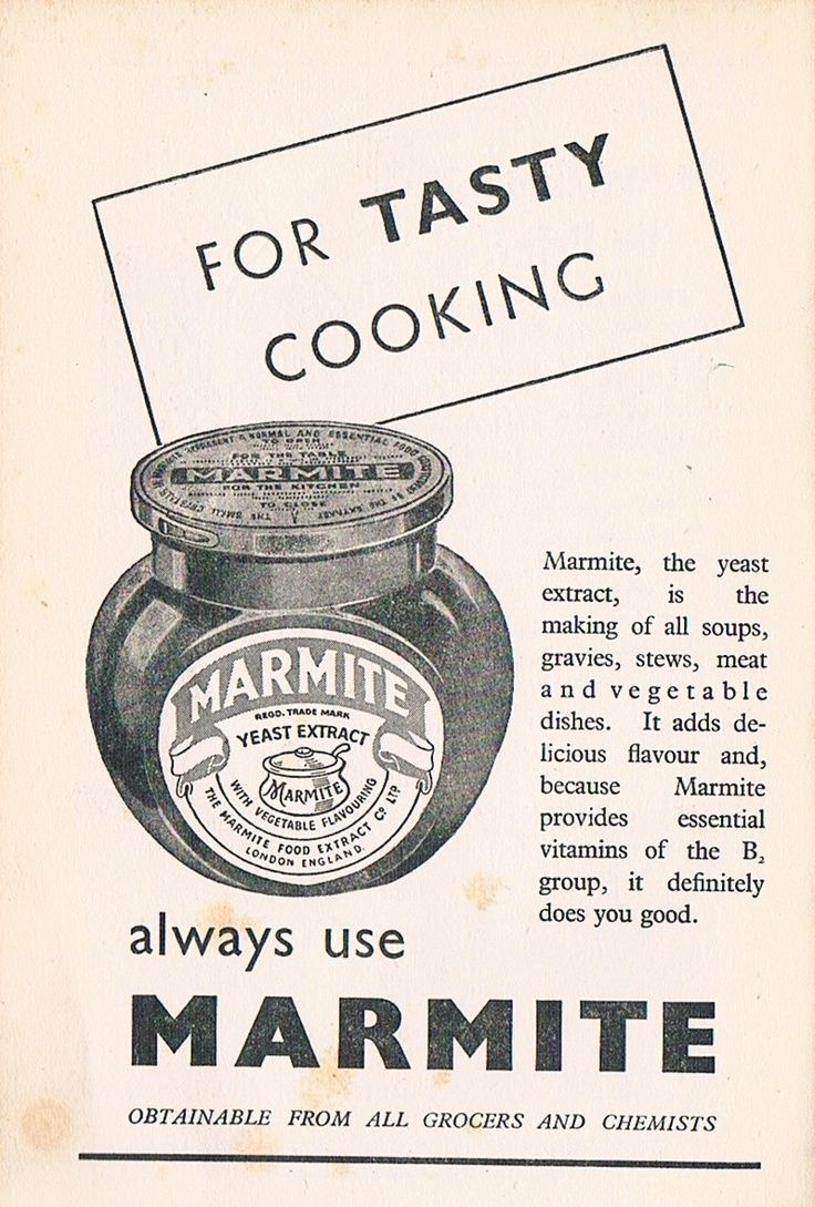 """MARMITE 1970""""S VINTAGE POSTER METAL 8""""X6"""" SIGN in Home, Furniture & DIY, Home Decor, Plaques & Signs 
