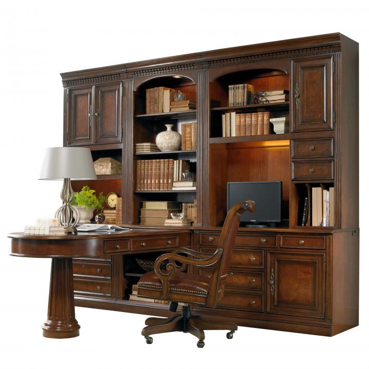 Peninsula Desk Home Office Desk Design Ideas Desk Wall Unit Wall Storage Cabinets Office Wall Cabinets