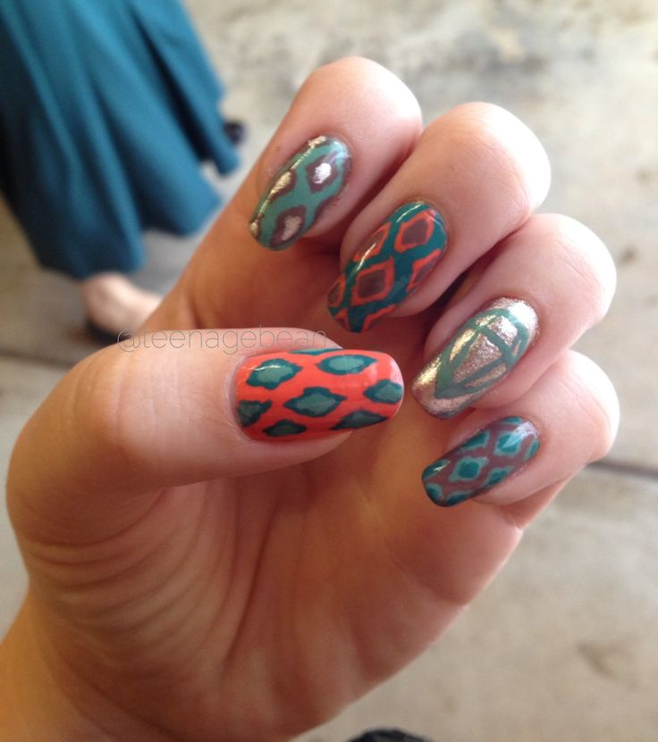 Variety Of Nail Art By Yours Truly: 95 Best Nails By Yours Truly Images On Pinterest