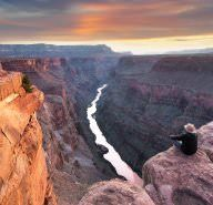 Great tips on a short visit to the Grand Canyon. Thinking it might be best to drive up from Flagstaff and then drive down to Williams instead of taking the train. The train limits our time there.