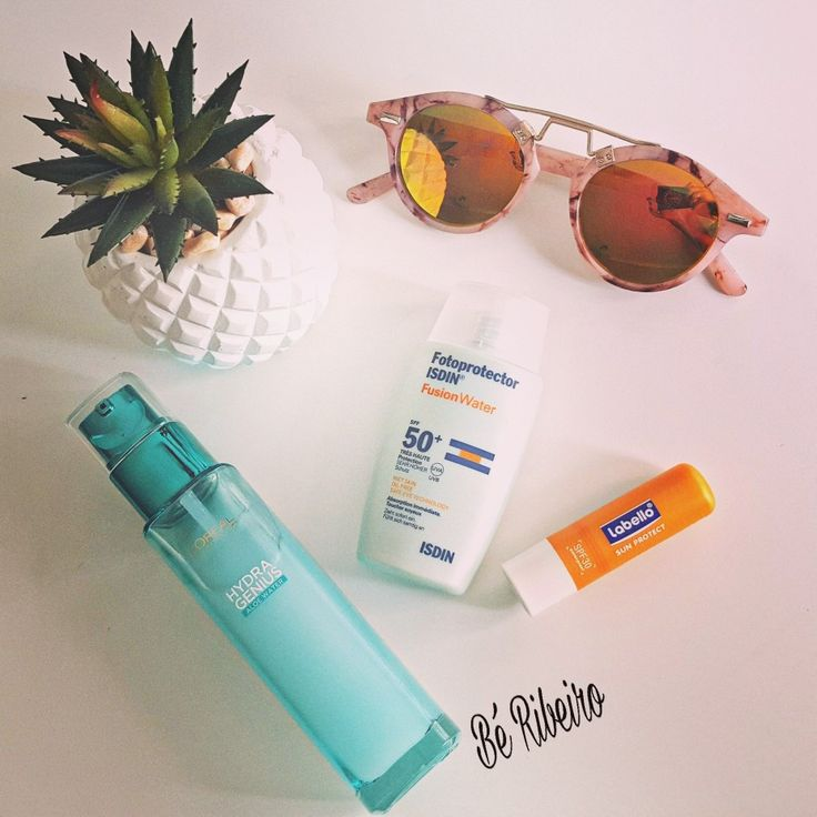 #Picoftheday #protection #summer  #sunblock #isdin #loreal #labelle