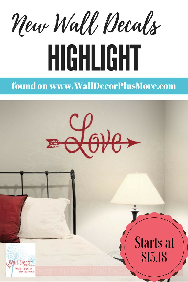 88 best love quotes images on pinterest guest rooms master love with arrow romantic home decor vinyl wall sticker lettering wall quotes