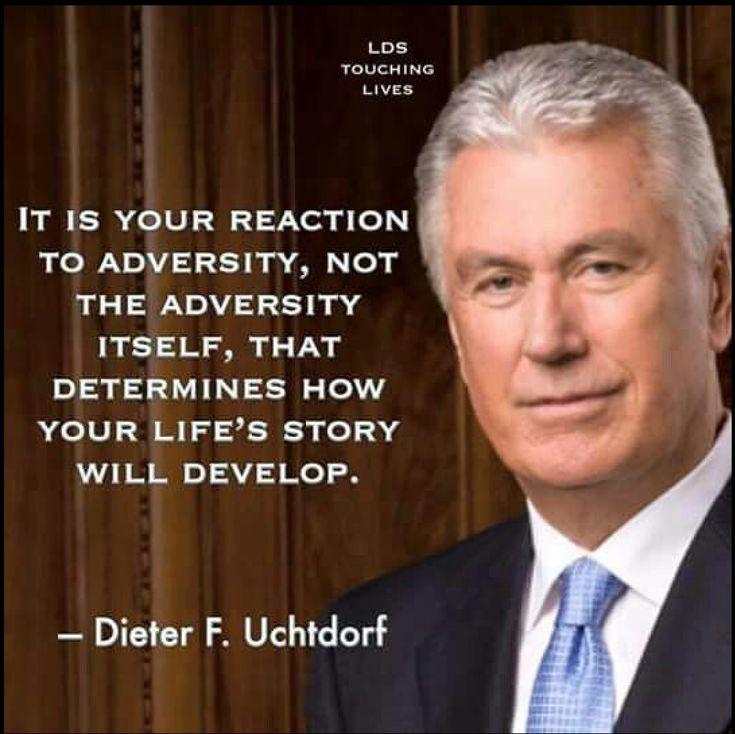 Reaction to Adversity