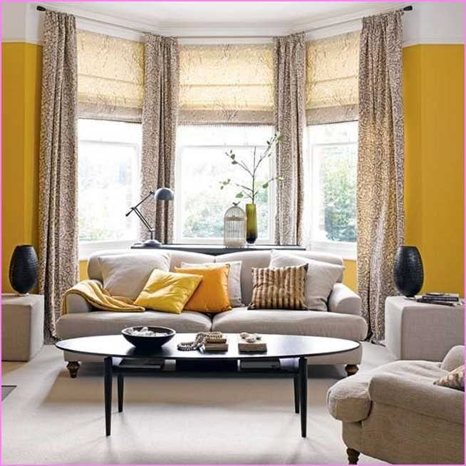 living room curtain ideas for bay windowsjpg 654
