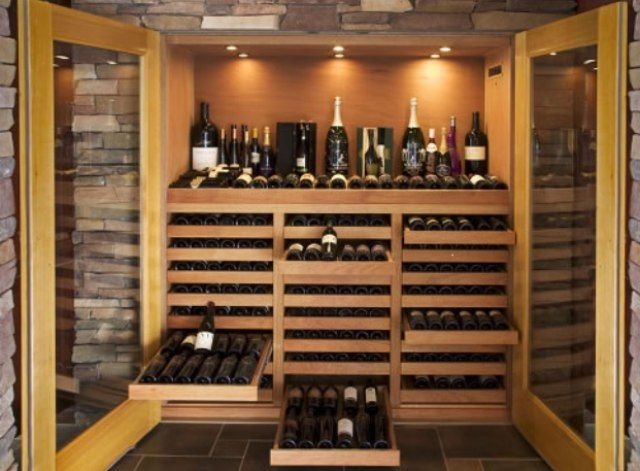 How to build a wine closet woodworking projects plans for Building wine cellar