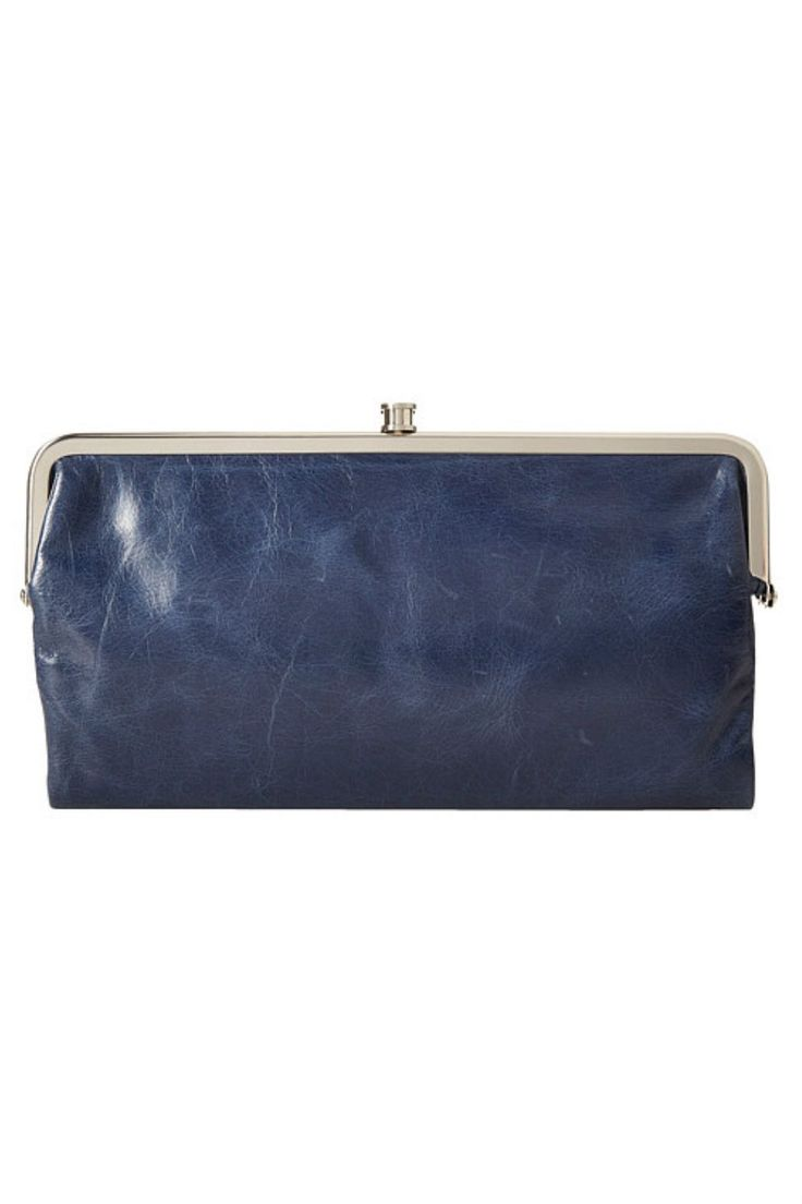 HOBO Lauren Wallet Royal