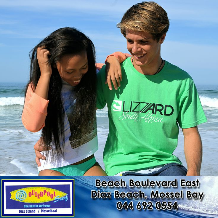 #Lizzard clothes in store for the guy's, and #RipCurl clothes for the girls. Watch Video : http://on.fb.me/PNBJMc #guy #RipCurl #Lizzard