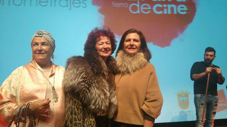 Con Susana de Bodegas Palacio de Monjardin Estella Navarra