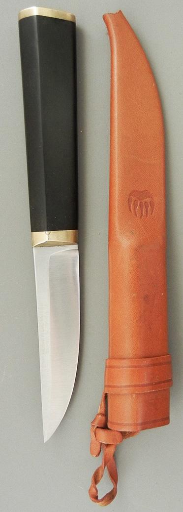 Vintage Tapio Wirkkala puukko. This was my dad's favourite blade.