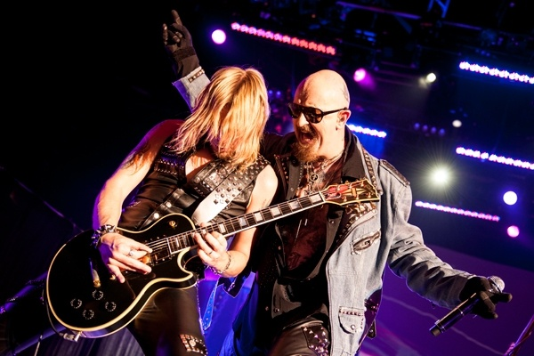 Judas Priest on New DVD, Album Sessions and Aging Metalhead Injuries | Music News | Rolling Stone