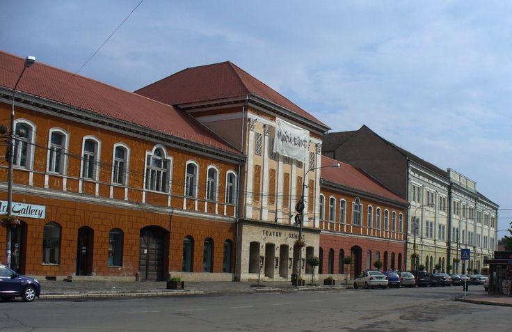 Erdély - Sepsiszentgyörgy - Színház