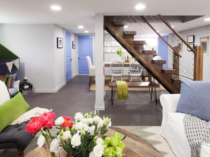 Remodeled Basement Extraordinary Design Review