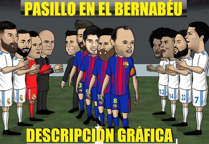 ✅✅➤ Memes Real Madrid-Barcelona El clásico 2017 | ⚽ Los más divertidos chistes, bromas, carteles y cargadas de la Jornada 17 de la Liga Española