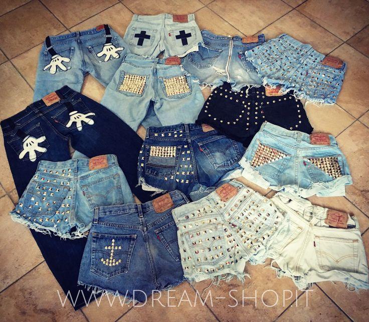 In spedizione stamattina 😍🎁❤️ Levis 501 Hand Made 🇮🇹 clicca per scoprire tutti i modelli: www.dream-shop.it/shorts-jeans.html  #dreamshop #levis #levis501 #fashion #vintage #jeans #denim #ootd #levisjeans #style #levismurah #jeanslevis #follow #outfit #likeforlike #levistrauss #customlevis #levishorts #jaggededgevintage #summer #studdedshorts #denimshorts #customshorts #shortshorts #room46vintage #levisvintage #levisjacket #leviscustomized #hippiestyle #highwaistedshorts