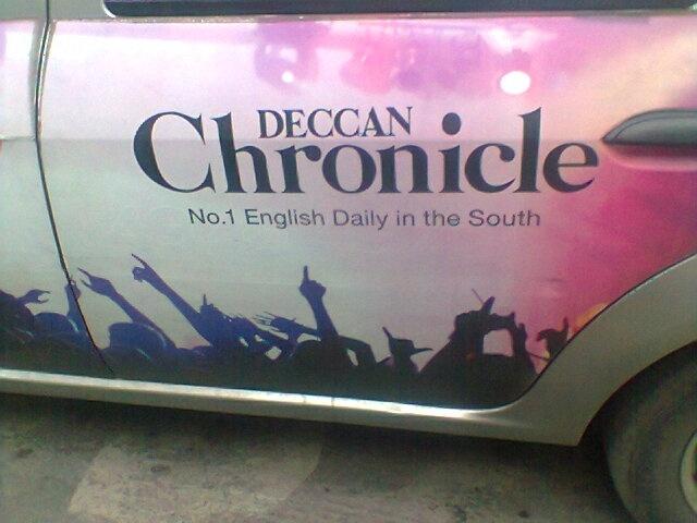 Deccan Chronicle newspaper