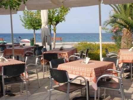 Totolino restaurant in Poros