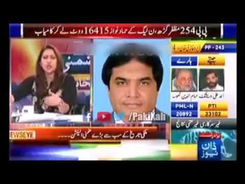 Best of Pakistani Politicians FIGHTING  on LIVE TV