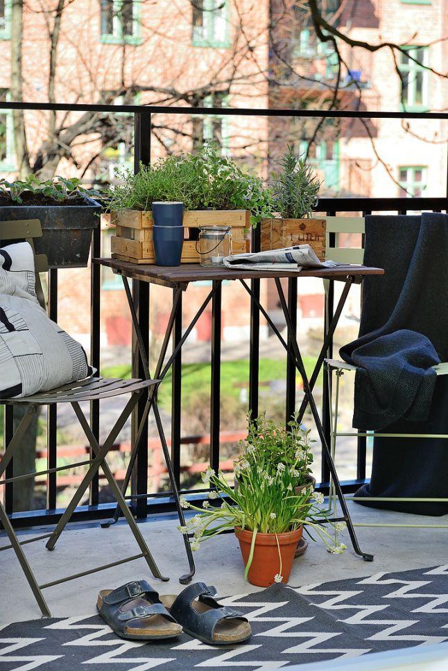 balcon déco deco interieur interior printemps