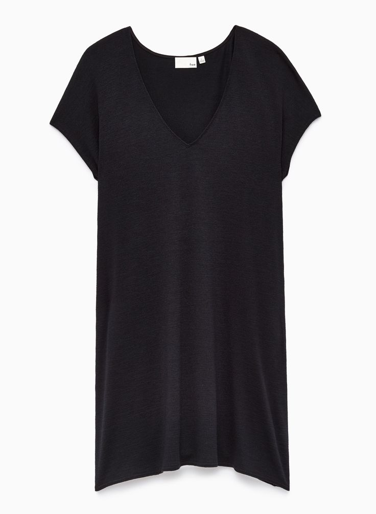 Wilfred Free ROBE MARCOUX black | Aritzia : 60.00$
