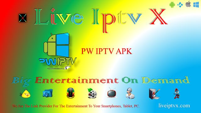 Premium Cable Television Channels APK To Android For Watch TV Online Free Streaming   Watch Live TV Online Free Streaming.Stream Live TV Free. PW IPTV V4.0 Apk For Android. In This Apk You Can Watch TV Online Free Live Television Channels. With PW IPTV V4.o Watch Live TV Online For Algerie Channel Arabic Channel Bein Sport HD Bein Sport SDESP Channel France Channel Germany Channel Maroc Channel Italy Channel Kids ChannelNews ChannelMovie ChannelOSN Channel  UK Channel Sports Channel USA…