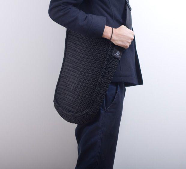 Bythreads » Designer laptop bags - the grannybag