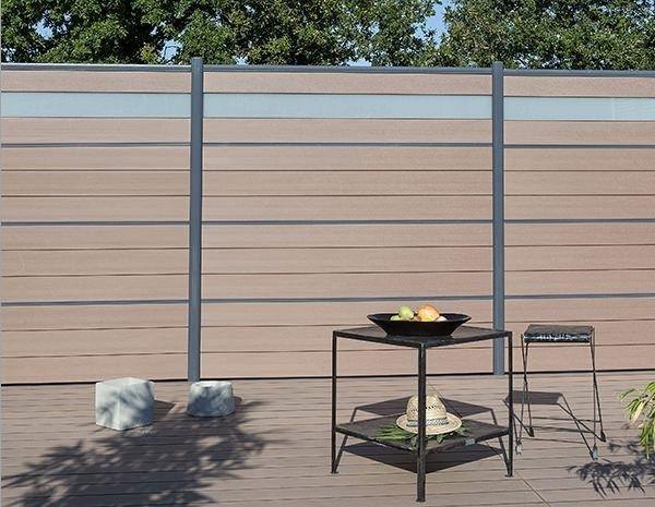 Oltre 25 fantastiche idee su recinzioni da giardino su - Recinzioni in metallo per giardino ...