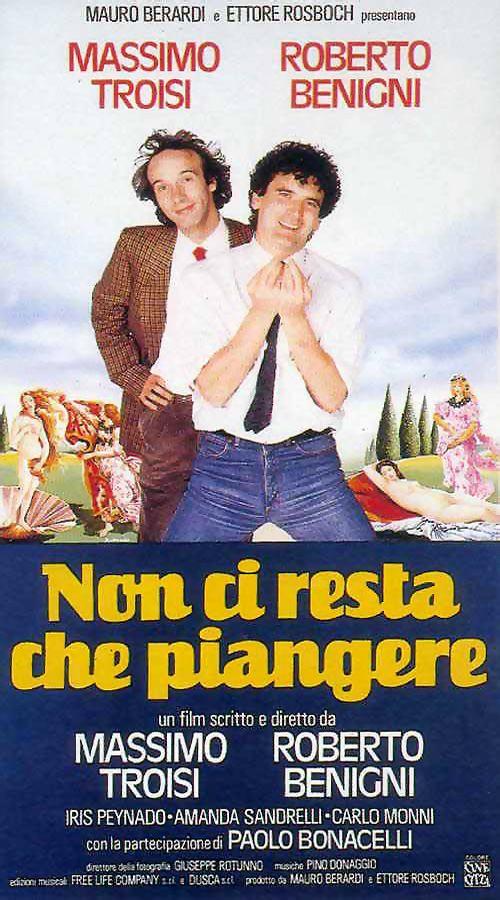 Non Ci Resta Che Piangere ~ Massimo Troisi e Roberto Benigni (1984)