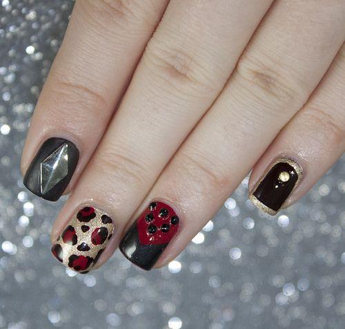OPI Gwen Stefani Nail Art By Samarium's Swatches