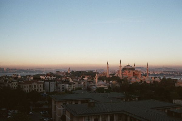 {Istanbul]8 Calm and Relaxing Places to Escape the Rush in Istanbul