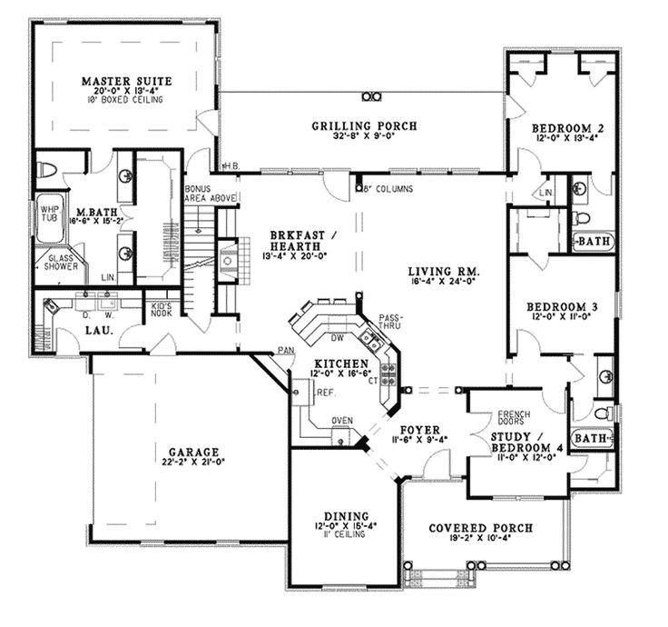 1000 images about floor plans on pinterest luxury house for House plans and more com home plans