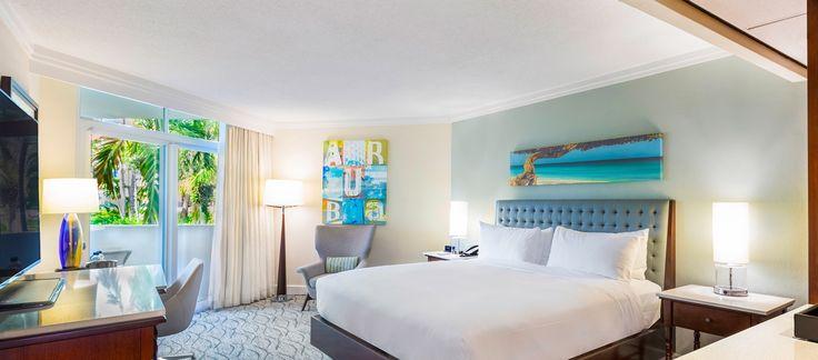 Hilton Aruba Caribbean Resort & Casino Hotel, AU - Garden View King Bed
