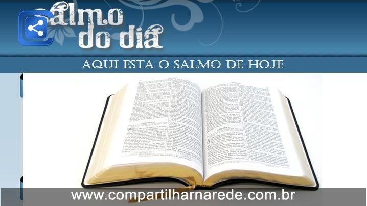 Salmo 44 Salmo do Dia