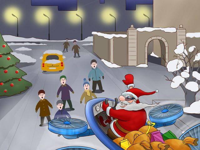 Can Air Drones Really Replace Santa's Sleigh? #Kaspersky Lab discusses.