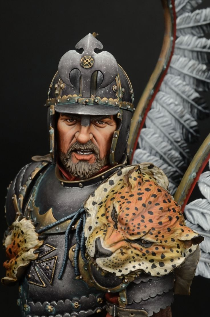 Polish Winged Hussar 17th Centry (youngminiatures 1/10)