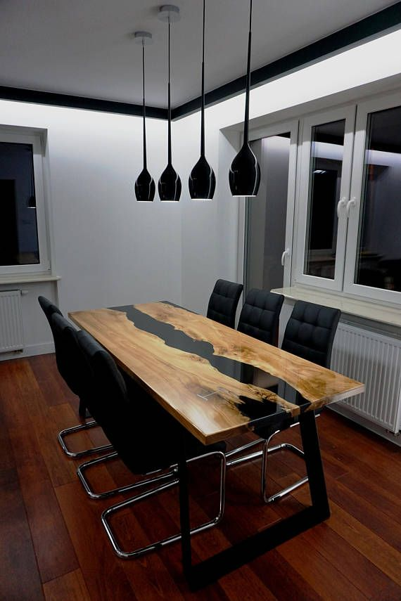 Black River Table Made To Order Unique Dining Tables Dining