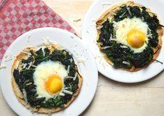 5 or less: Pita's met spinazie en ei #5orless #pita #spinazie #ei #chickslovefood