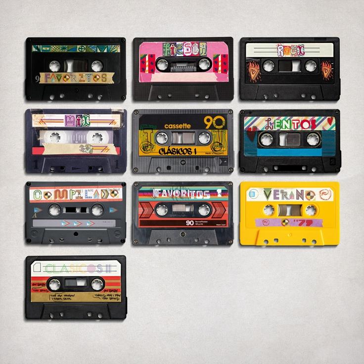 Cassettes del recuerdo
