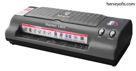 Mapilam LM34 Laminasyon Makinesi en uygun fiyatlar bu adreste