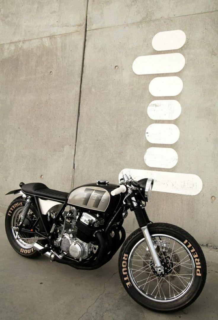 Boldreel's Honda CB750