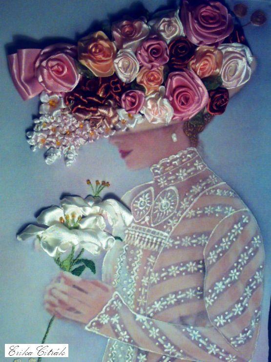Gallery.ru / Фото #15 - Моя вышивка лентами - csarab