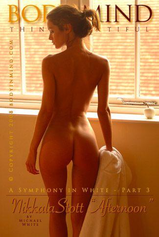 Nikkala Stott Nude on Body in Mind