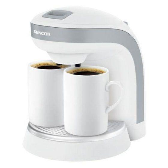Sencor SCE 2001WH kávéfõzõ