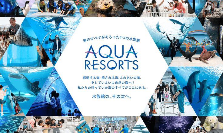 アクアリゾーツ | 横浜・八景島シーパラダイス - YOKOHAMA HAKKEIJIMA SEA PARADISE