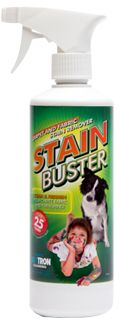 Blog | Commercial Product Review. Drytron Stain Buster. This handy all-purpose stain removal product is great for busting even the worst red wine stains from carpet.