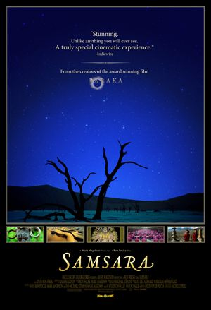 Documentary Samsara, director Ron Fricke, 2011