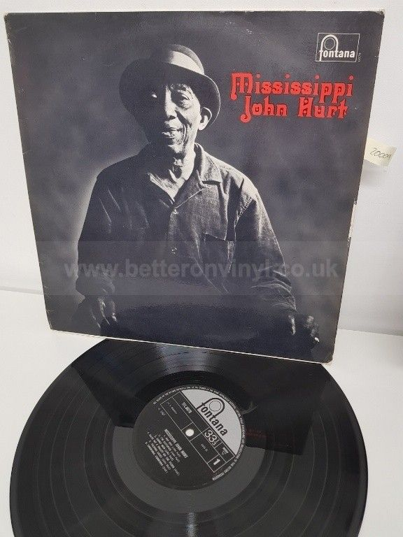 MISSISSIPPI JOHN HURT, mississippi john hurt, TFL6079, 12 - NEW IN FOR December 2017